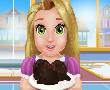 Baby Rapunzel Cake Balls