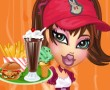Bratz Waitress