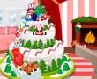 Christmas Cake Decoration