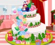 Decorate Christmas Cake