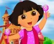 Dora In Candyland