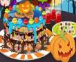 Halloween Lovely Cake