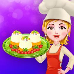 Panna Cotta Sara Cooking Class