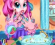 Pinkie Pie Nail Spa