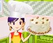 Saras Cooking Class Carrot Cake