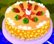 Strawberry Cheesecake Decoration